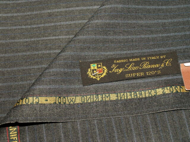 Frequently Bought Together Loro Piana Fabric