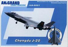 Anigrand Models 1/48 CHENGDU J-20 Chinese Stealth Fighter
