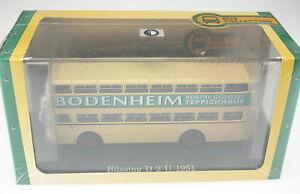 Atlas-Bussing-d-2-u-1951-nuevo-con-embalaje-original-1-72-bus-autobus-choco-entrenador-biplano