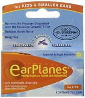 EarPlanes Children's Ear Plugs, Disposable 1 pr (Quantity of 5) (ds22771) Health Aids