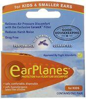 EarPlanes Children's Ear Plugs, Disposable 1 pr (Quantity of 5) (ds22771) Health Aids