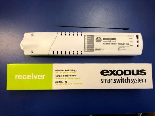 Exodus 7001 SmartSwitch On//Off /& oscurecimiento receptor