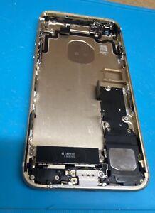 IPhone-7-Posteriore-Alloggiamento-Telaio-posteriore-con-parti-di-grado-B-C-ORO-ORIGINALE