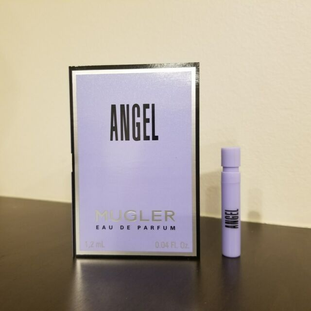 Angel Thierry Mugler Eau De Parfum Spray Perfume Samples Vial For