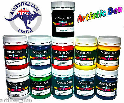 Fabric Paint  Screen Printing Ink  Print ink Permaset Compatible  250ml