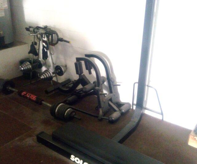 Soloflex Muscle Machine Home Gym Ebay
