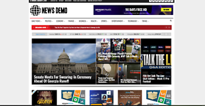 News website //Affiliate product website,100/% automated website