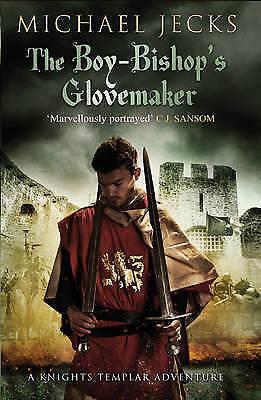 1 of 1 - The Boy-Bishop's Glovemaker (Knights Templar)-ExLibrary