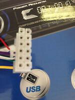 Performance Teknique Icbm-9778 12 Pin Power Plug Harness