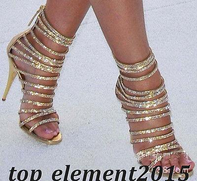 Gold Heels For Women