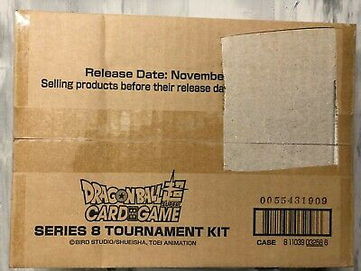 NEW DBZ DBS Dragon Ball Z Super Card Game CCG Tournament Kit vol 7 Series 7