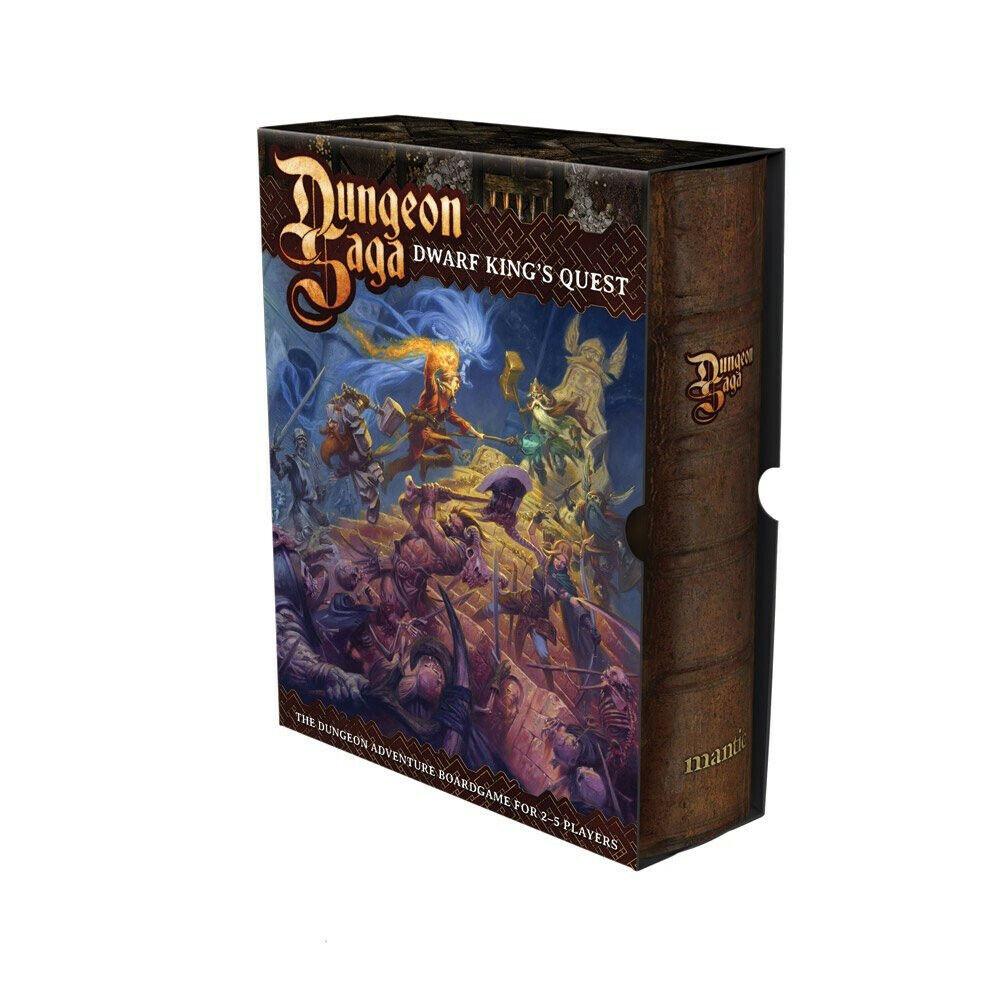 Dungeon Saga Colección enorme Exclusives Mantic Juegos