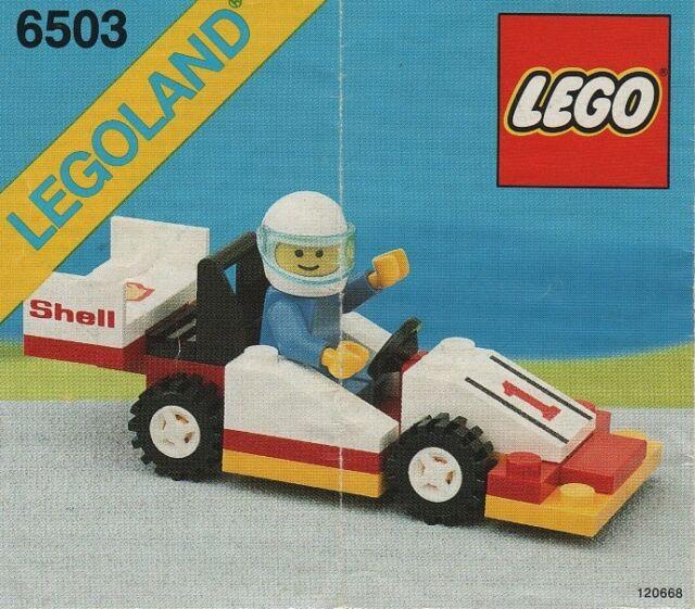Lego Town Sprint Racer 6503 Ebay