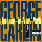 Jammin' in New York [PA] by George Carlin (CD, Oct-2008, Flashback Records)