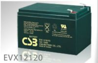 Battery For Electric Vehicle Csb Evx12120f2 12v 12ah Ea