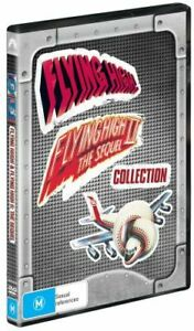 NEW-Flying-High-and-Flying-High-2-Collection-DVD-Free-Shipping