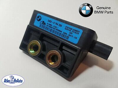 OEM 2000 2001 BMW E46 Z3 M3 330i YAW RATE SPEED SENSOR 34526754289 DSC ABS BLUE
