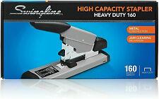 Swingline High Capacity Stapler Heavy Duty 160 Sheet Capacity Factory Sealed