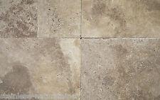Travertinplatten Noce Römischer Verband x 3 cm Steinplatten Bodenplatten antik