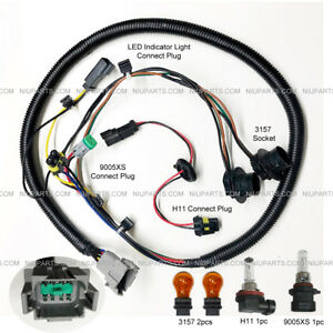 Wire Harness For Headlight High & Low Beam & Marker Light Fit: Peterbilt  388 389 | eBayeBay