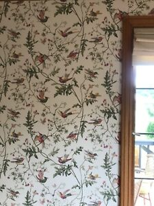 Cole And Sons Hummingbird Wallpaper 1