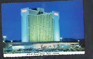MGM Hotel and Casino- Reno, Nevada. Currently it is the