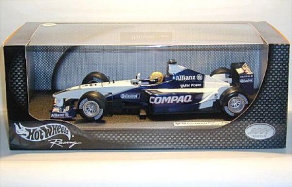 Williams fw23 Ralf Schumacher no. 5-RACING EDITION 2001-formula 1-stagione 2001