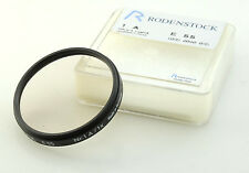 High quality RODENSTOCK 55mm Nr.1A / 1x Skylight Filter