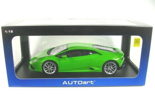 Lamborghini Huracan lp610-4 (vert Mantis 4-Layer vert pearl) 2014