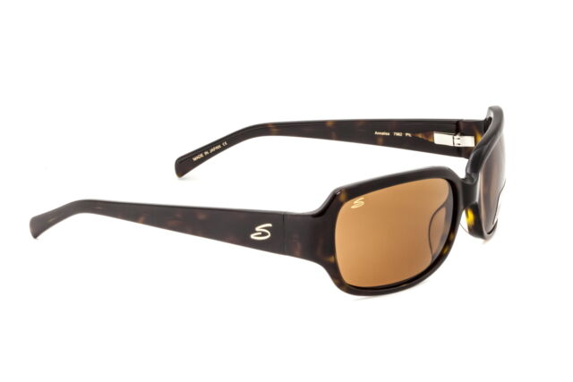 2ed358e312 Serengeti Sunglasses Annalisa Brown Tortoise Polarized Drivers Photochromic  7962