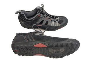 Specialized-Mens-US-12-EUR-46-Black-Gray-Tahoe-MTB-Shoes-6120-1046
