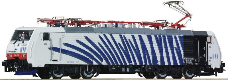 Roco 73316 elektrolokomotive br 189 la Lokomotion, época VI, pista h0