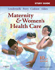 Study Guide for Maternity & Women's Health Care by Mary Catherine Cashion, Deitra Leonard Lowdermilk, Shannon E. Perry, Kathryn Rhodes Alden (Paperback, 2011)