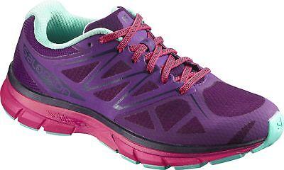 Salomon Sonic Womens Running Shoes - Pink