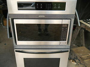 Thermador Combo Oven Plus Microwave Ebay
