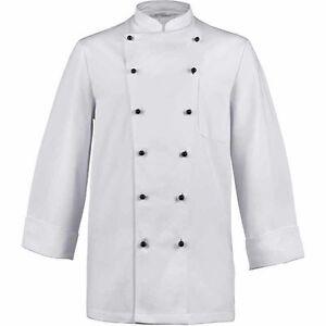 Hiza Kochjacke 514001 Blanc Taille 44 Neuf-afficher Le Titre D'origine Utilisation Durable