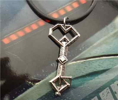Hobbit LOTR Lord of the Rings Thorin Oakenshield Key to Erebor Pendant Necklace