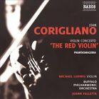 "Corigliano: Violin Concerto ""The Red Violin""; Phantasmagoria (CD, Apr-2010, Naxos (Distributor))"