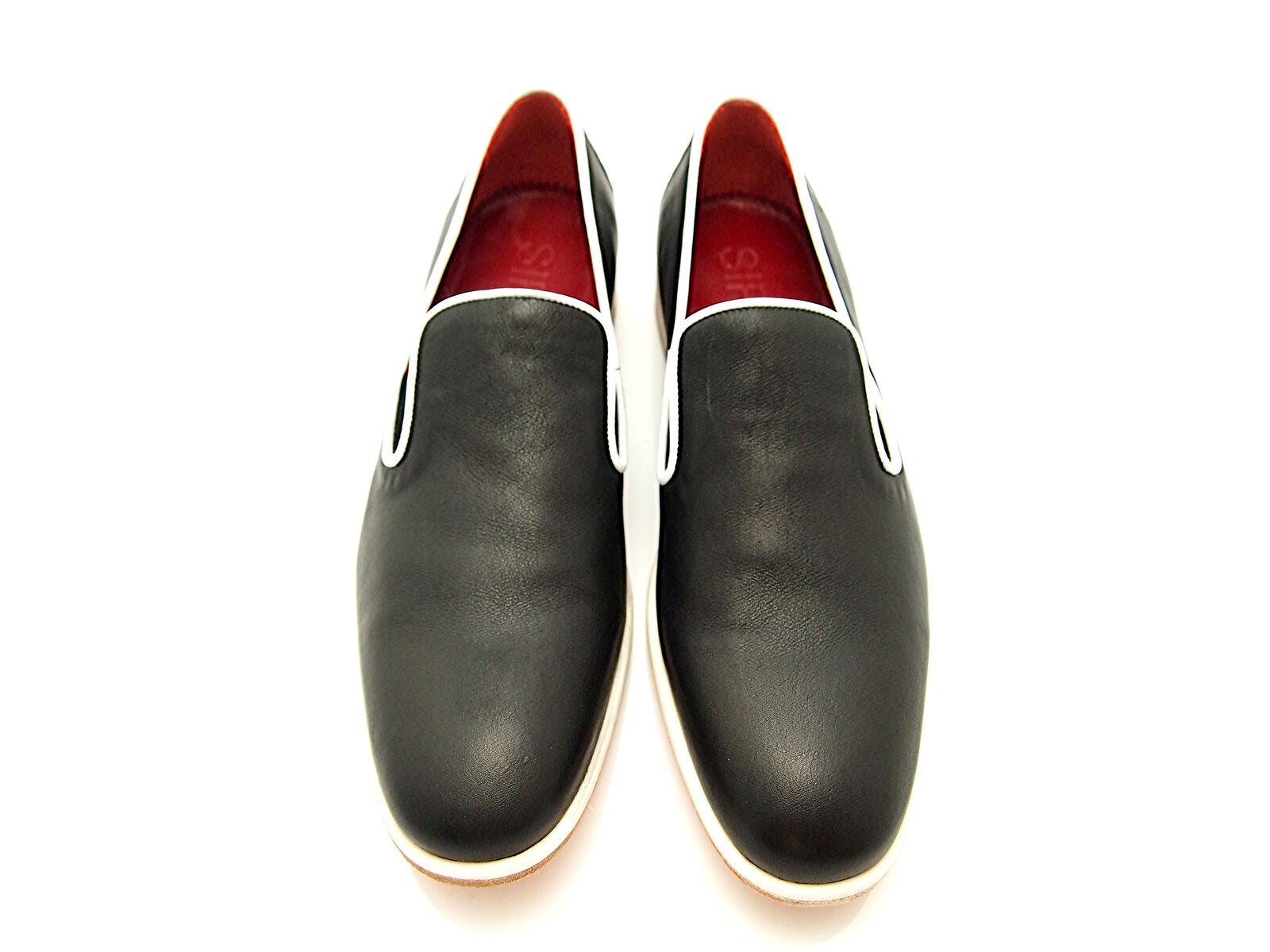 CRUZ by SIR Handmade Italian Leather Dress shoes Loafers