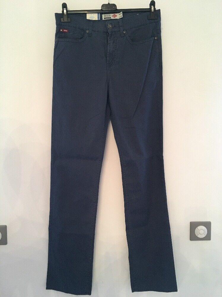 Jeans Herren Lee Cooper LC118ZP 7321 Marineblau 666 blau  | Good Design  | Ausgezeichnetes Handwerk  | Up-to-date Styling