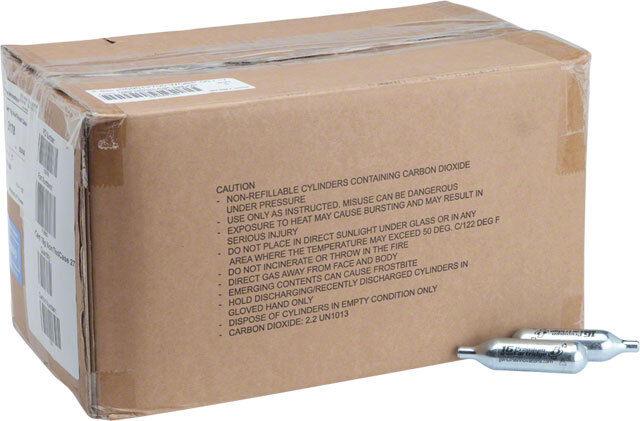 New Genuine Innovations 16 gram Threadless CO2 Cartridges  Box of 270