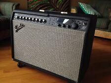 Fender Cyber Twin amplifier First Generation 130W 2x12 (65W) Celestion G12T-100