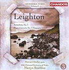Leighton: Symphony No. 1; Piano Concerto No. 3 'Concerto estivo' (CD, Jun-2010, Chandos)