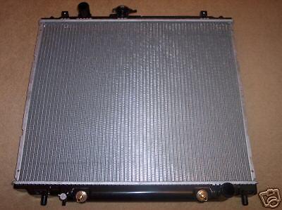 BRAND NEW RADIATOR MITSUBISHI PAJERO//SHOGUN 2.8 TURBO DIESEL FOR MANUAL CARS