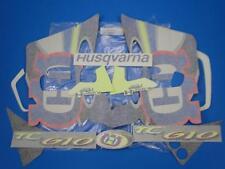 HUSQVARNA TC 610 98 KIT DECAL ADESIVI DE ADESIVOS STICKERS ETIQUETAS  800087934