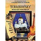 Tchaikovsky: Violin Concerto In D Major / Serenade For Strings In C Major (DVD, 2002)