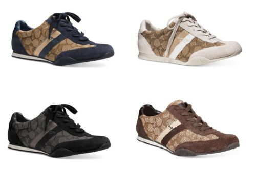 up Signature 8 Lace Womens New Kelson 8 autentico Sneakers 5 Coach 100 ZxSAnwqTI