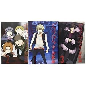 Durarara Vol.1-4 Comics Complete Set Japan Comic F//S