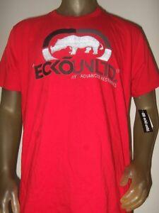 a8e91aaf3 Nwt Men's S-L Red Ecko Unltd Rhino Sport Advanced Aesthetics Shirt ...