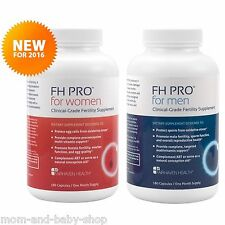 FAIRHAVEN HEALTH FH PRO CLINICAL GRADE FERTILITY FERTILAID MEN MALE WOMEN FEMALE